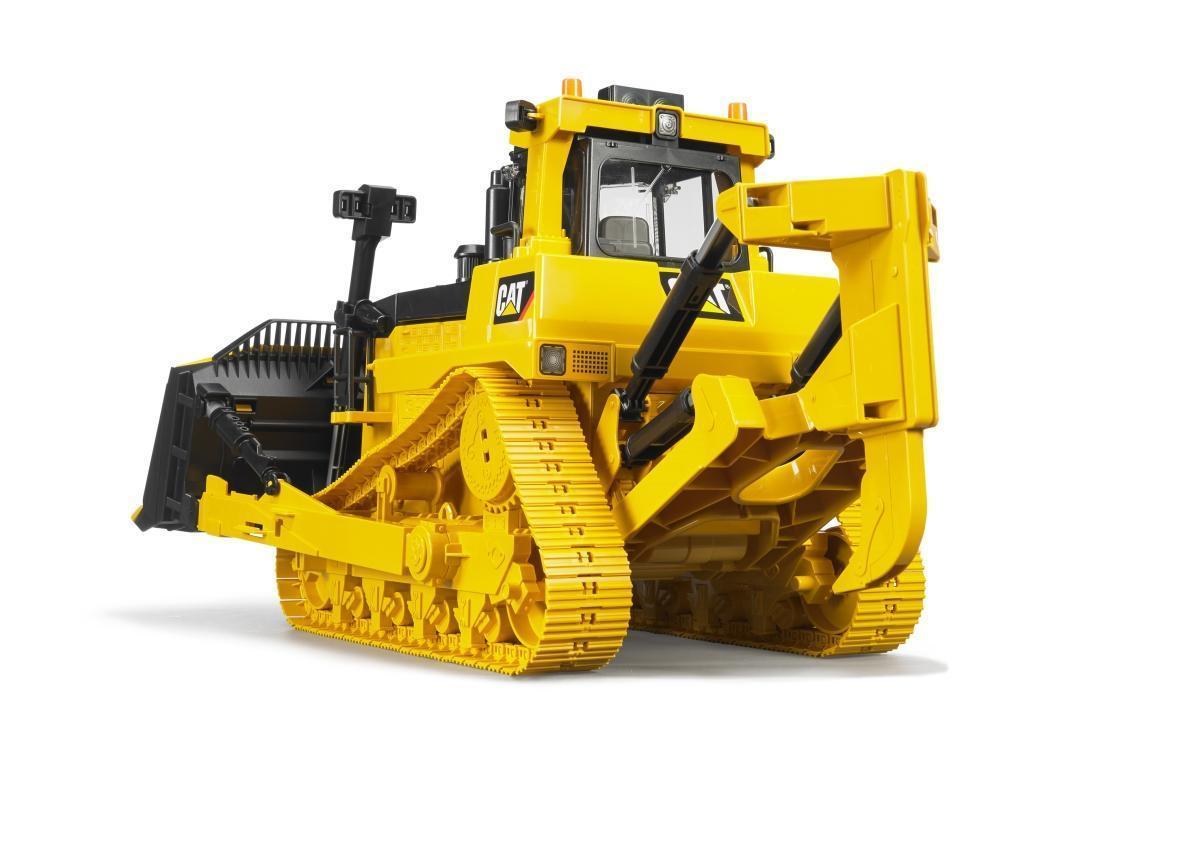 bruder buldozer