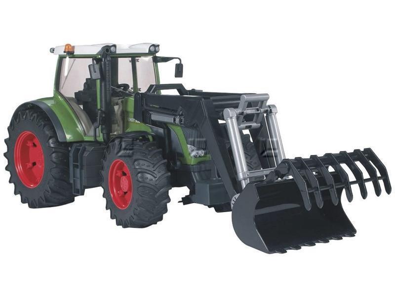Bruder 03041 Traktor Fendt 936 Vario s sprednjo nakladalko