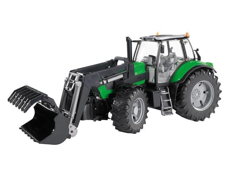 Bruder Traktor Deutz Agroton eigrače