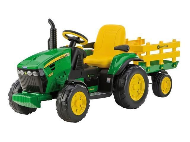 traktor John Deere Peg Perego
