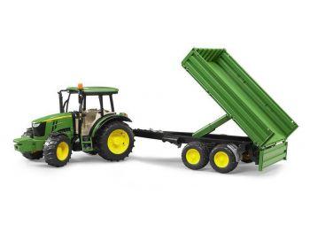 Bruder Traktor John Deere 5115 eigrače