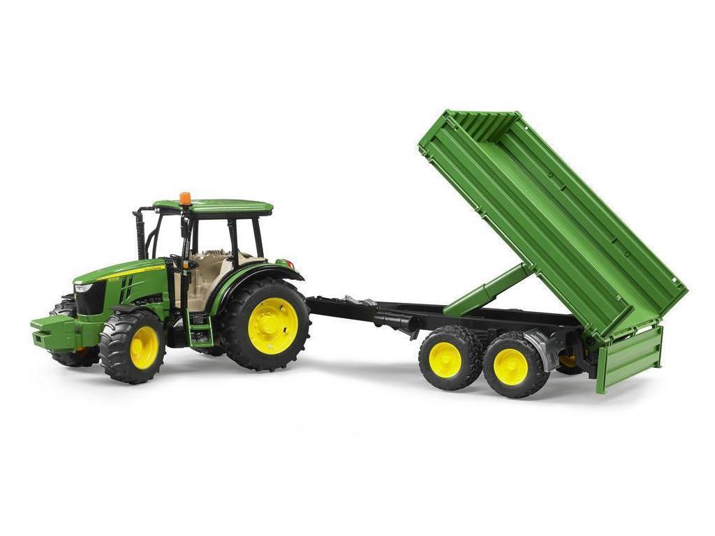 Bruder Traktor John Deere 5115 02108