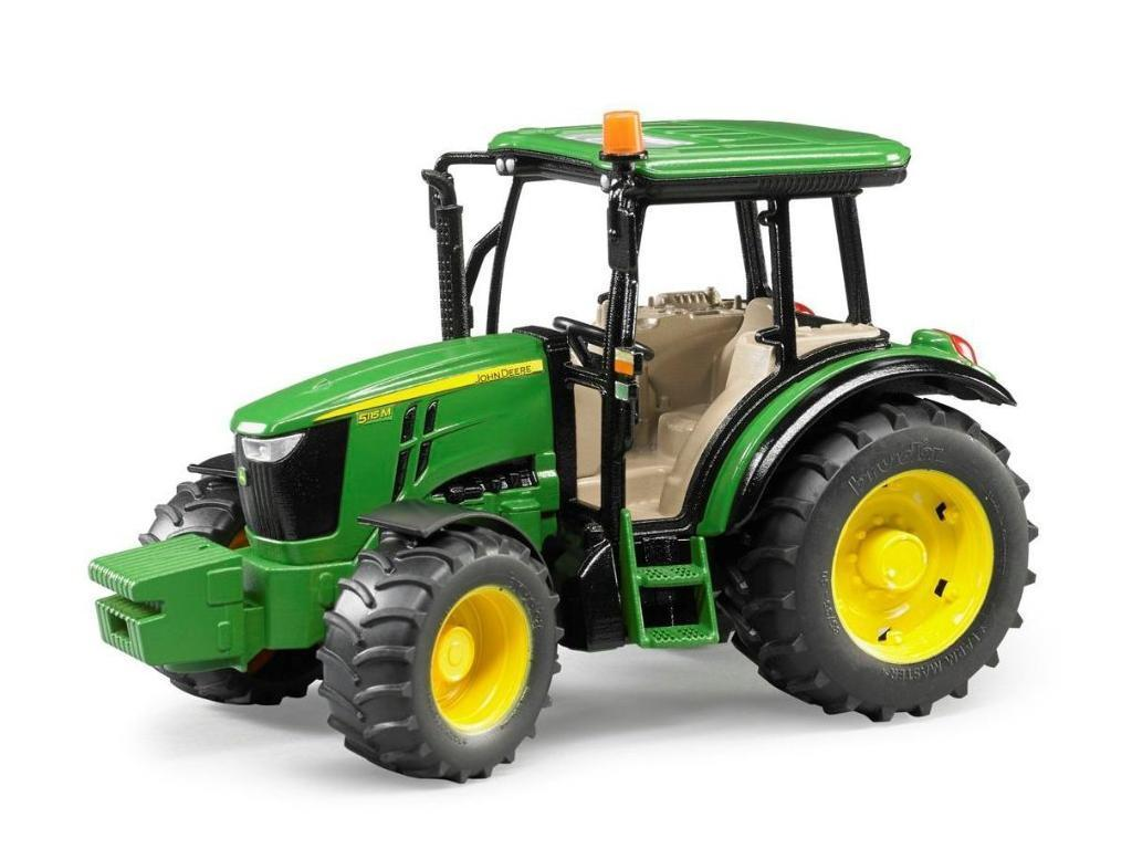Bruder Traktor John Deere 5115 M eigrače