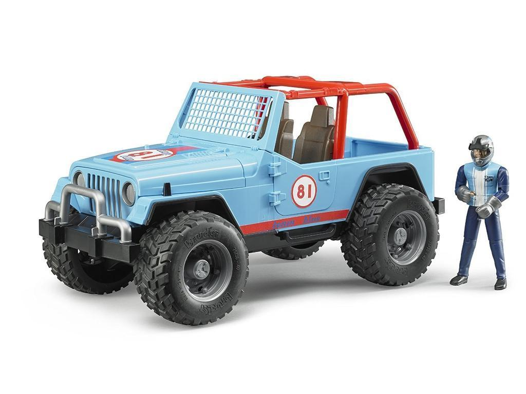 Bruder 02541 Jeep Cross Country Racer