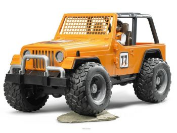 Bruder 02542 Jeep Cross Country Racer