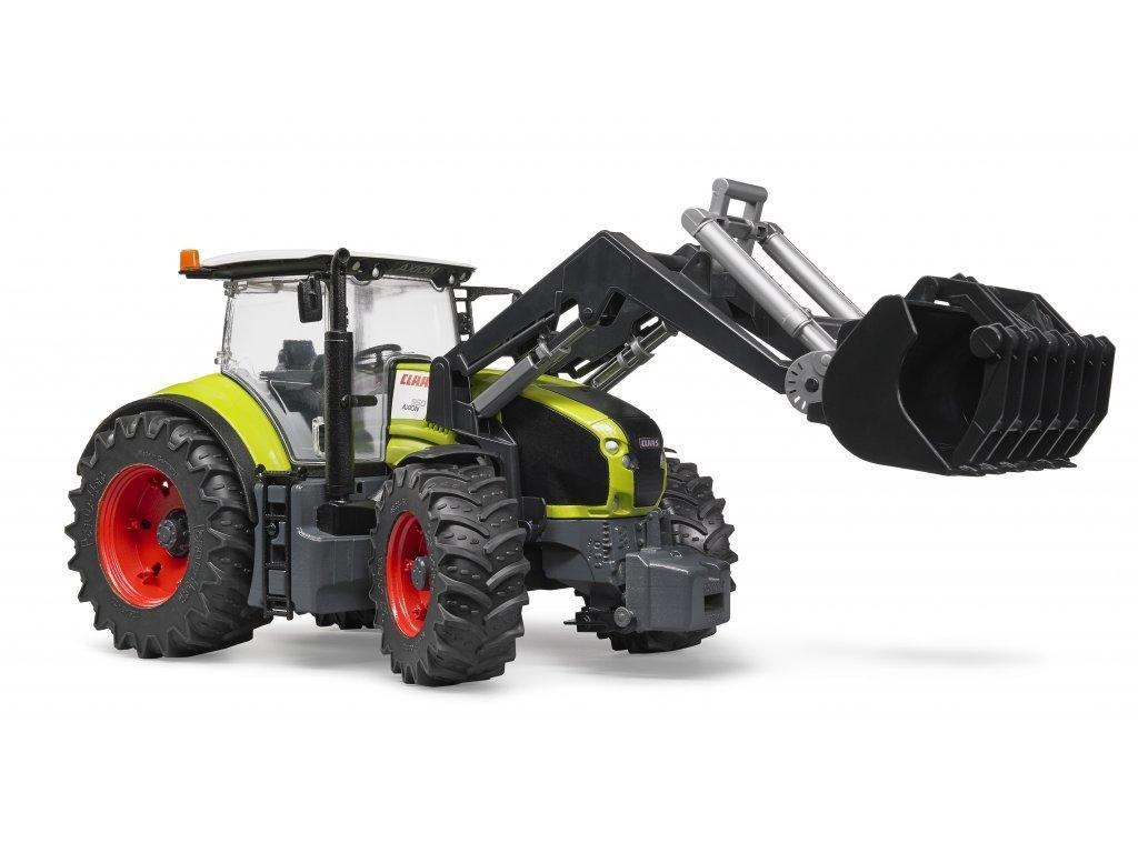 Bruder Traktor Claas Axion 950 eigrače