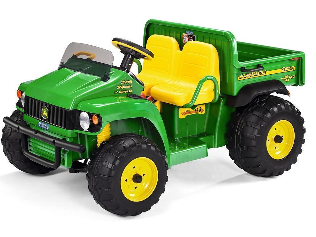 Otroški avto na akumulator Peg Perego JD Gator HPX
