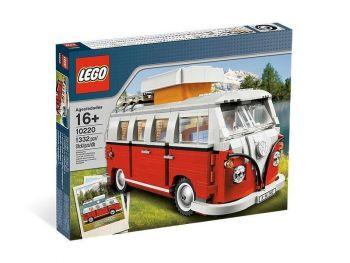 Lego kocke Creator Volswagen T1 Camper Van 10220