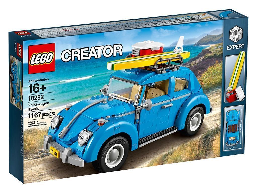 LEGO kocke Creator 10252 Volkswagen Beetle