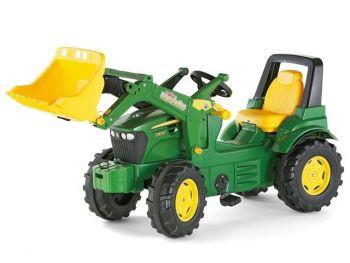 Rolly Toys Otroški traktor na pedala John Deere 7930 710027