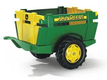 Rolly Toys Otroška prikolica John Derre 122103