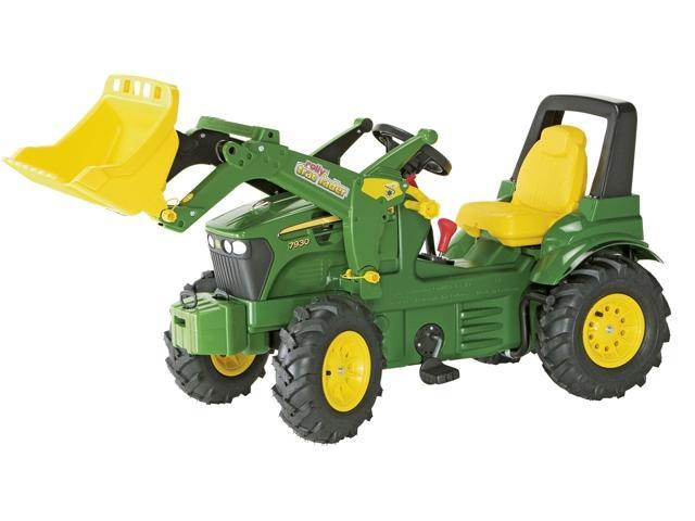 Traktor John Deere 7930 z napihljivimi gumam 710126