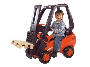 Otroški viličar na pedala LINDE Big 800056580