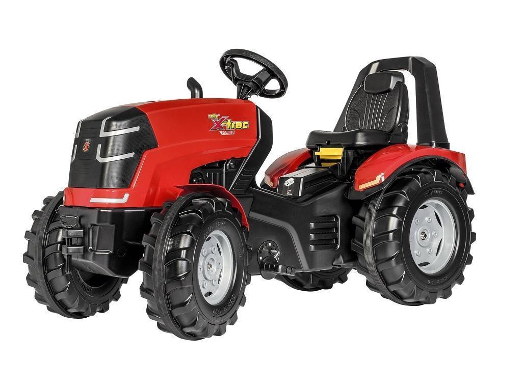 Rolly Toys Traktor na pedala X-Trac Premium