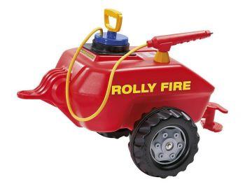 Gasilska prikolica Rolly Toys
