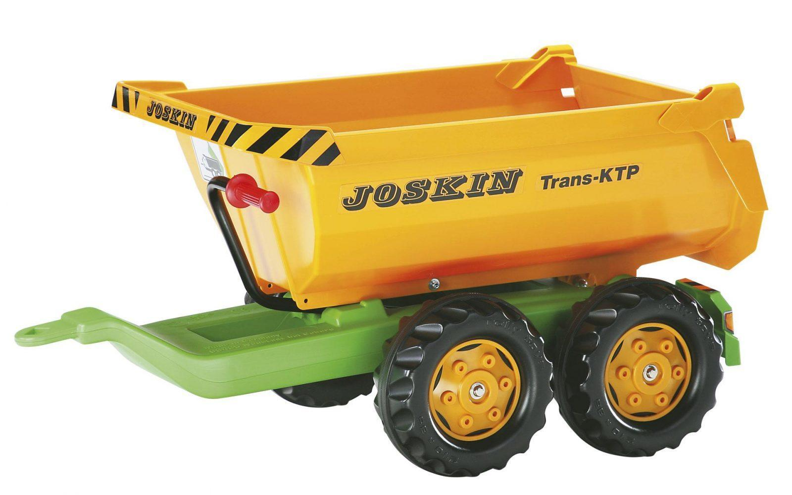 Rolly Toys Otroška prikolica Joskin 122264