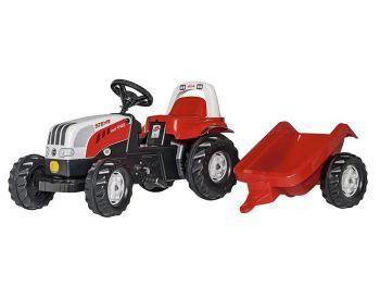 Otroški traktor na pedala Steyr 012510