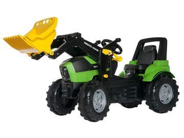 Otroški traktor Deutz Rolly Toys