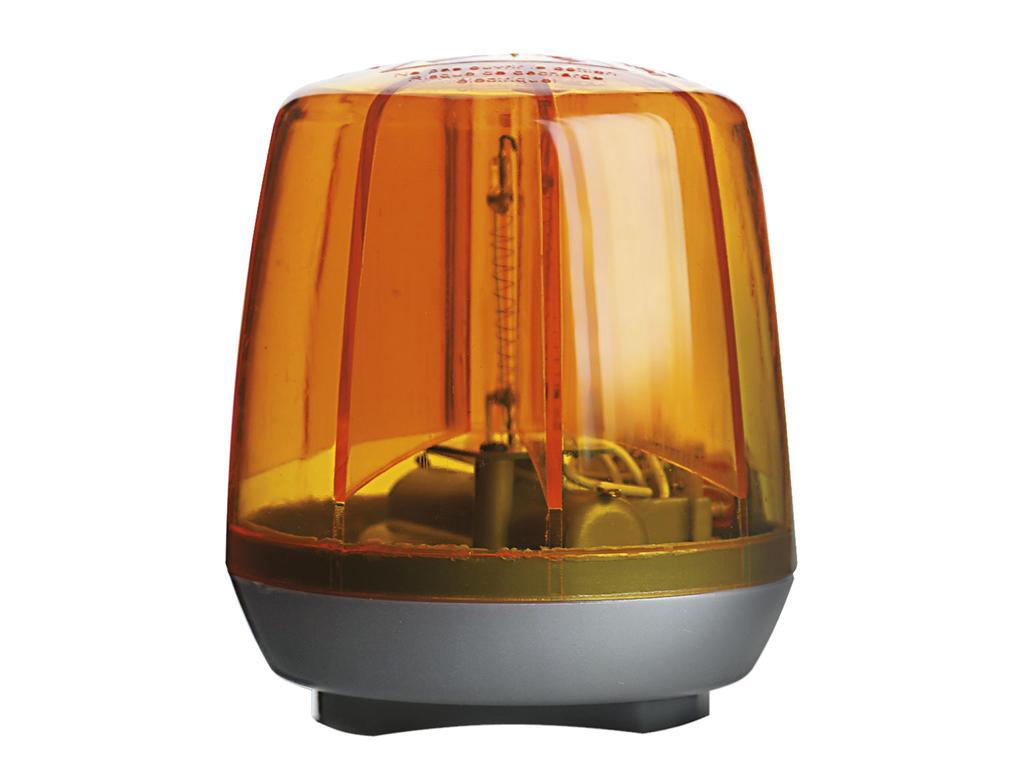 Rolly Toys Rumena/oranžna utripajoča luč 409785