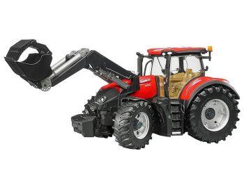 Bruder igrače traktor z nakladalko Case 03191