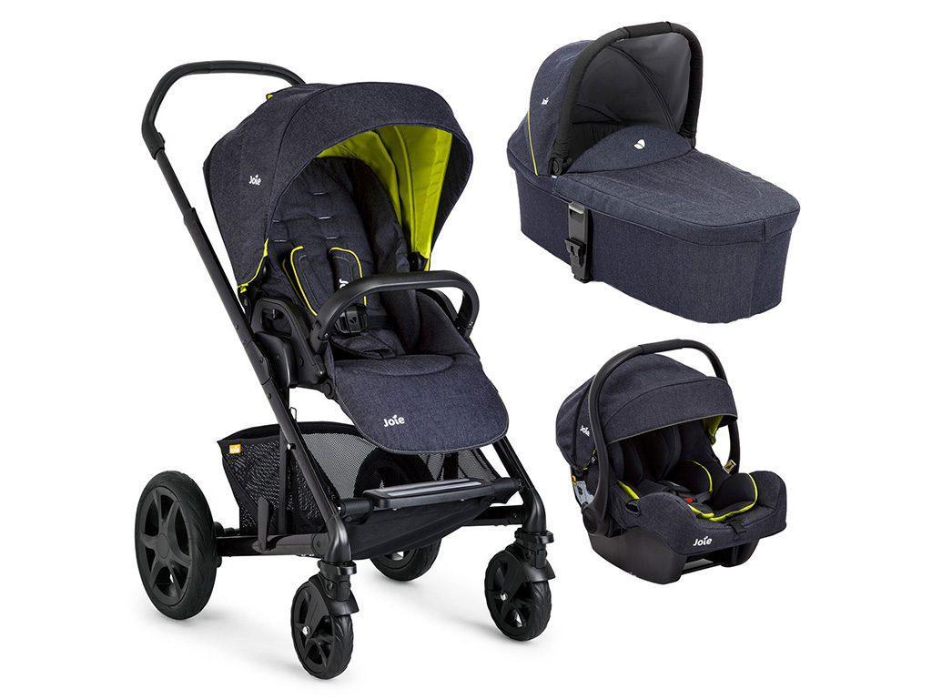 Otroški voziček 3v1 Joie