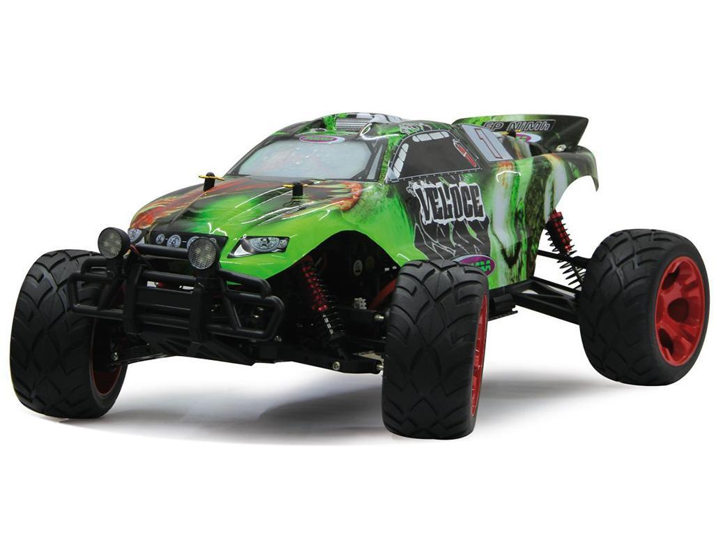 VELOCE Monstertruck 1:10 BL 4WD LiPo 2.4GHz