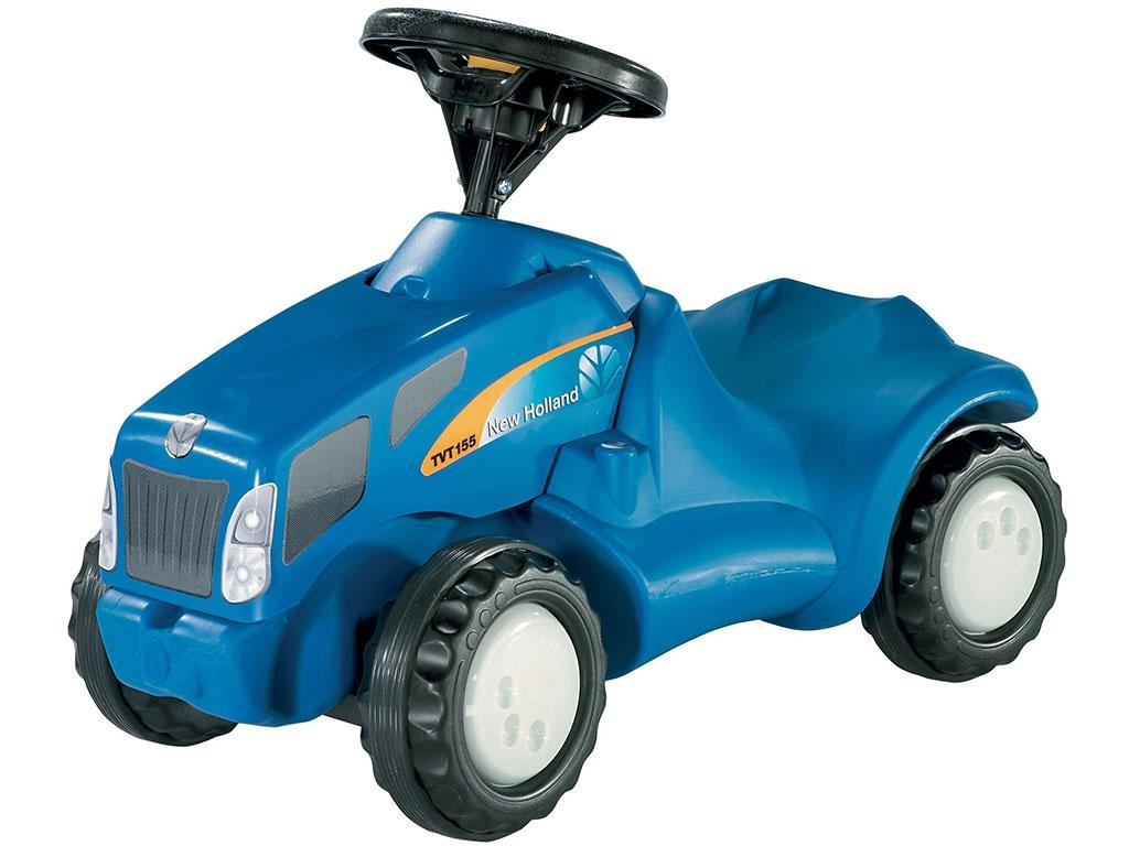 Poganjalec Rolly Toys New Holland TVT 155 mini trac 132089