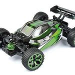 Buggy STORM D5 4WD Green 2.4GHz