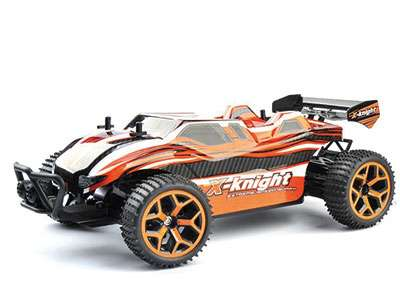 Truggy FIERCE 4WD 1:18 orange 2.4GHz