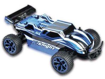 Truggy FIERCE 4WD 1:18 blue 2.4GHz