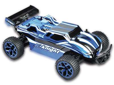 Truggy FIERCE 4WD 1:18 blue 2.4GHz