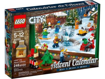 lego city adventni koledar 2017