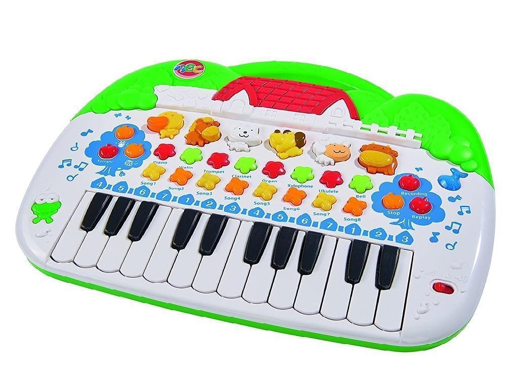 Baby piano živali Simba