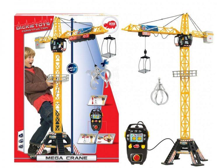 otroško gradbeno dvigalo