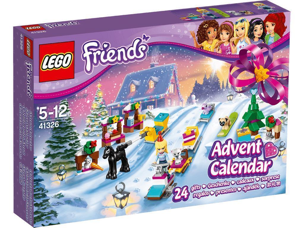 lego adventni koledar 2017