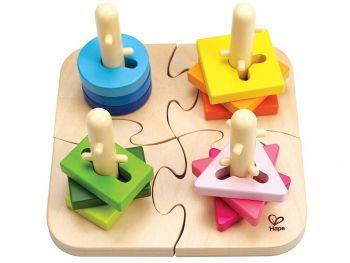 Hape Natikanka puzzle E0411