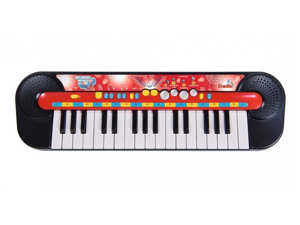 Otroška klaviatura 15 melodij Simba