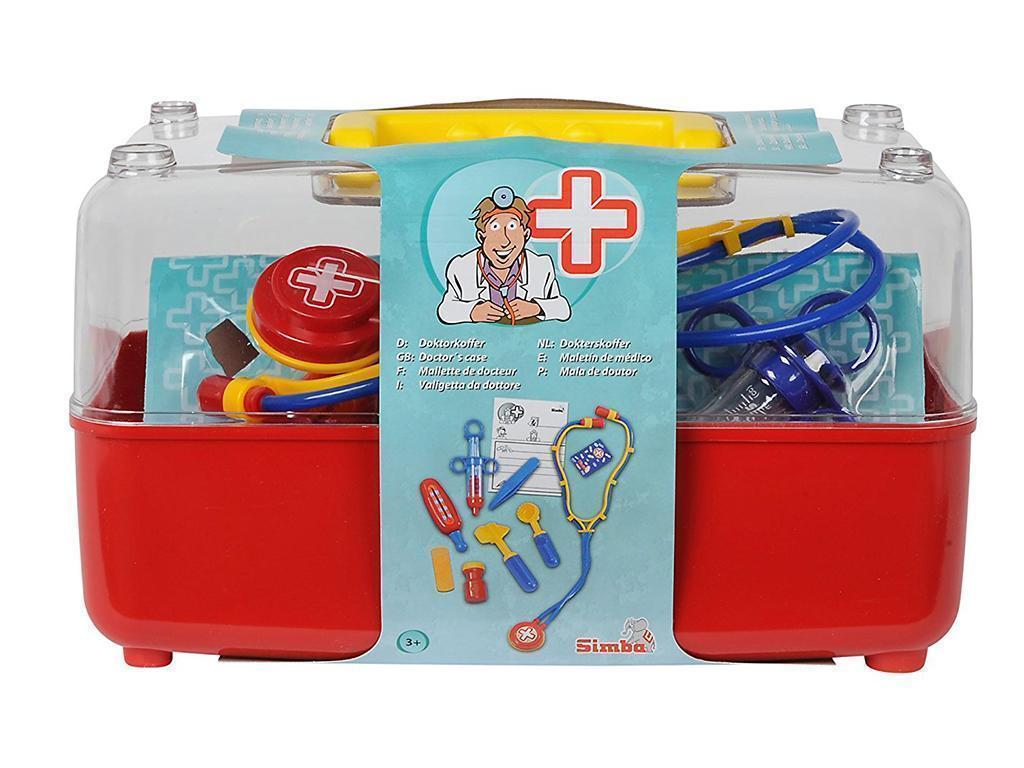 Otroški zdravniški kovček Simba