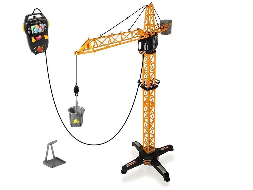Otroško gradbeno dvigalo Dickie 100 cm