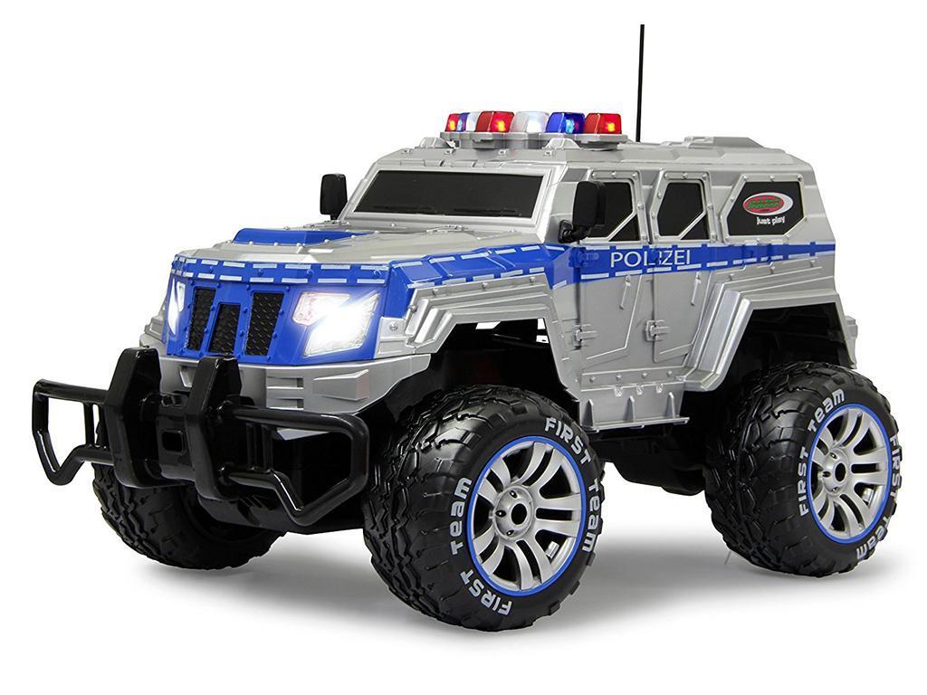 Avto na daljinca RC Policijsko Oklepno Vozilo 1:12