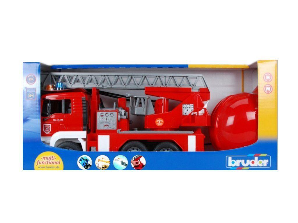 gasilski tovornjak man bruder