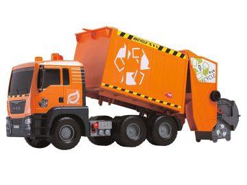 smetarski tovornjak igraca