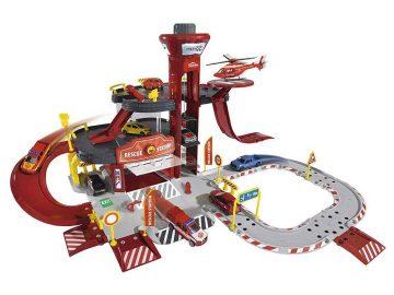 gasilska postaja igrača