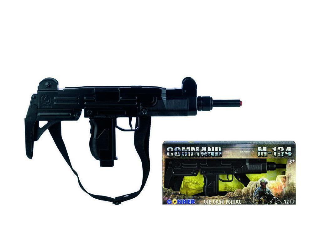 Vojaška otroška puška UZI Gonher