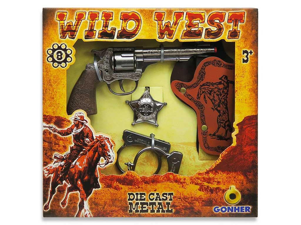 kavbojski revolver