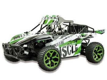 Sand Buggy Extreme D5 Green 4WD