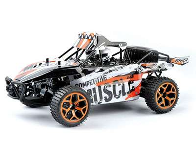 Sand Buggy Extreme D5 4WD orange