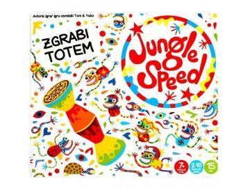 Jungle speed družabna igra