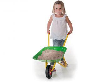 otroška samokolnica kovinska