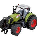 radijsko voden traktor claas